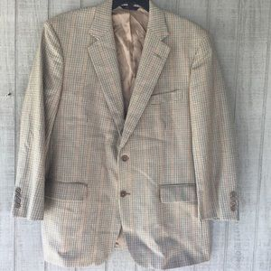 Brooks Brothers Houndstooth Sport Blazer/Coat
